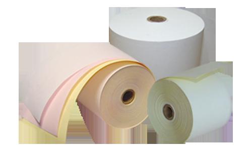 ELAC Rollos de papel